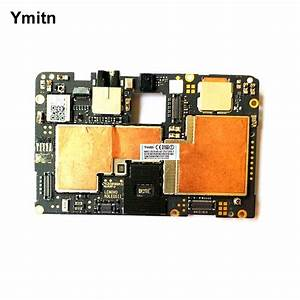 Unlocked Ymitn Housing Mobile Electronic Panel Mainboard Motherboard Circuits Flex Cable For