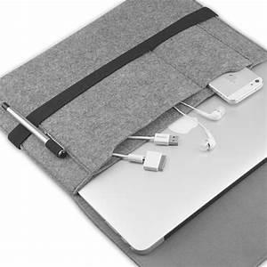 Macbook Pro Tasche 13 : recensione custodia easyacc la borsa in feltro con tasche per macbook air e computer da 13 ~ Pilothousefishingboats.com Haus und Dekorationen