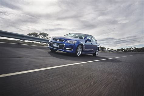 2018 Holden Vfii Commodore Is The Most Powerful Commodore