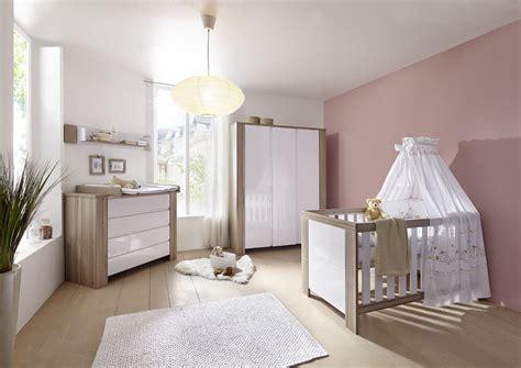 chambre bebe fille moderne chambre b 233 b 233 olive blanc brillant avec armoire 3 portes