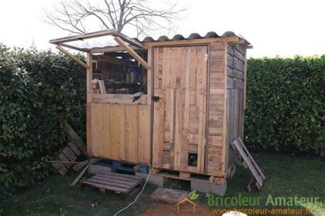 build  shed  recycle pallet