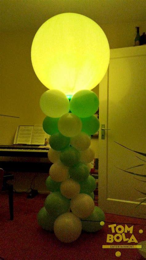 luftballon saeule ballondekorationen