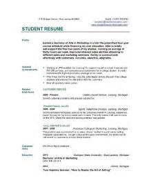 free college resume sles 85 free resume templates free resume template downloads here easyjob