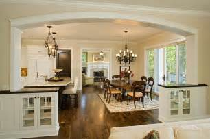 open plan kitchen dining room designs ideas extraordinary best living not until open plan