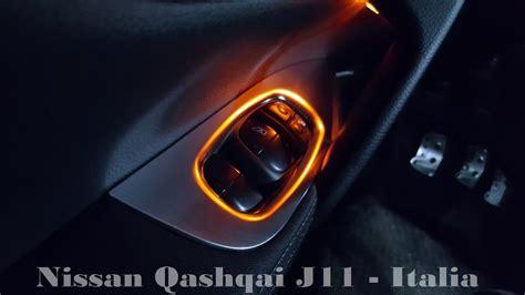 Illuminazione Tasti Alzavetri Anteriori Della Nissan