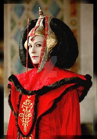 Queen Padme Amidala Cosplay