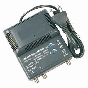 Amplificateur D Antenne Tnt : ampli uhf ~ Dailycaller-alerts.com Idées de Décoration