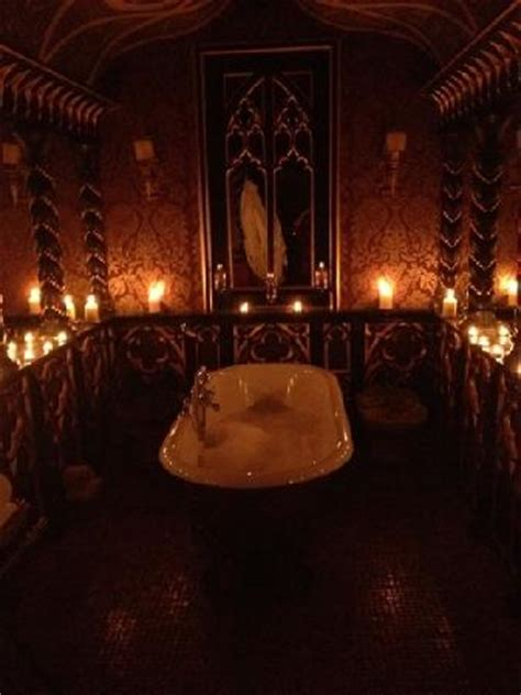 Beautiful Dining Room  Picture Of The Witchery By The