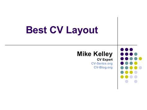 Best Cv Layout by Best Cv Layout