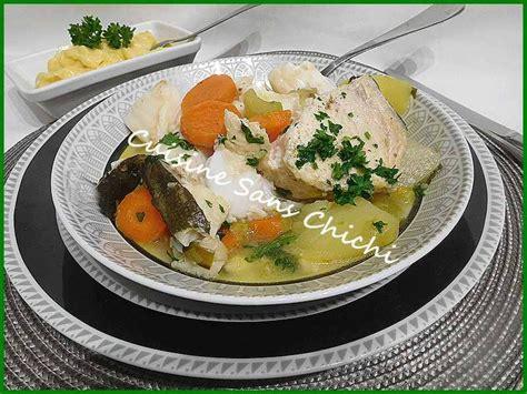 recette de cuisine poisson pot au feu poisson 28 images recette pot au feu de