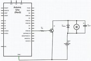 Arduino - Purpose Of The Diode And Capacitor In This Motor Circuit