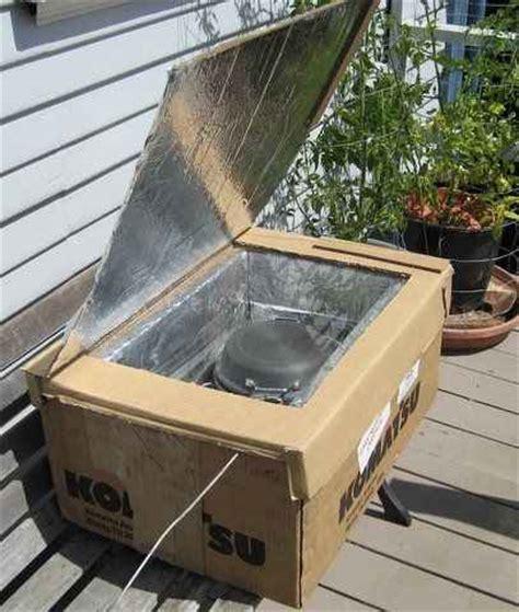 solar oven designs 18 diy solar cooker plans