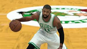Kyrie Irving trade throws wrench into 'NBA 2K18' cover ...