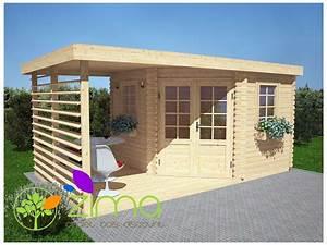 Abris De Jardin Discount : abri de jardin en bois massif 9m ~ Melissatoandfro.com Idées de Décoration