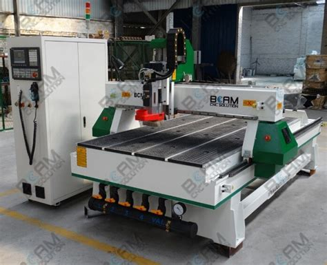 3 axis vibration table furniture producting cnc router machine with linear type