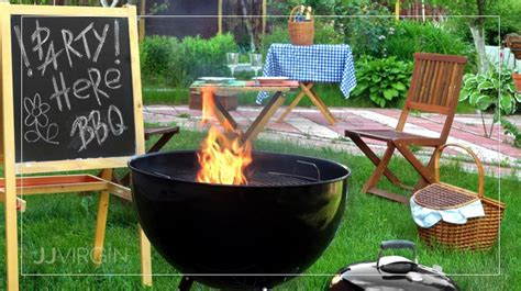 Your Backyard Bbq Menu & Guide