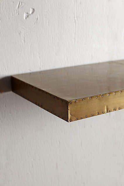 eldora floating shelf anthropologiecom   home floating shelves floating shelves
