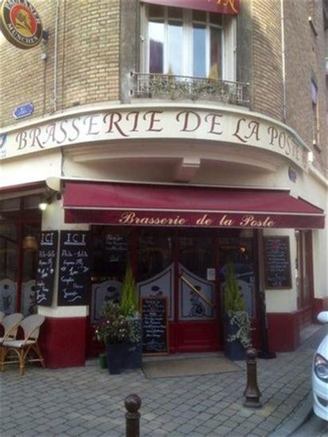 la brasserie de la poste picture of la brasserie de la poste reims tripadvisor