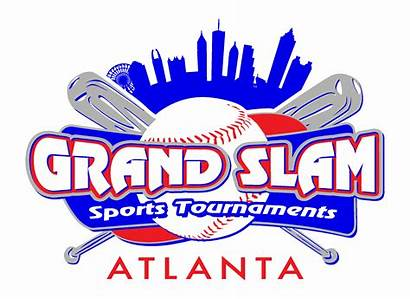 Slam Grand Clipart Branch Flowery Baseball Series