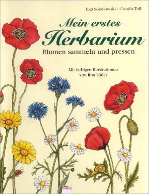 Produkt Mein erstes Herbarium Blumen pressen und Sammeln