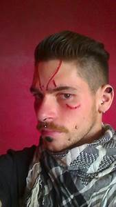 Facial Scarification   BME: Tattoo, Piercing and Body ...