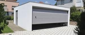 Garage Größe Für 2 Autos : garagen vielfalt einzelgaragen fertiggaragen ~ Jslefanu.com Haus und Dekorationen