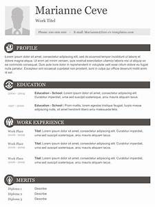 boxes free cv template With free resume templates no charge