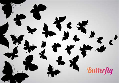 free butterflies vector download free vector art stock
