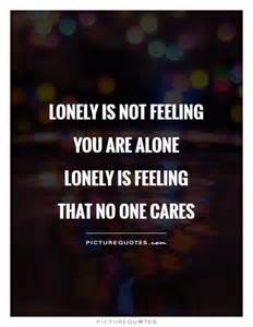 Care When No One Feeling Lonely Images
