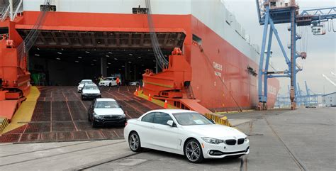 Port Extends Deal With Bmw, Strengthening Auto Import