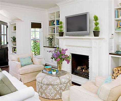 Furniture Arrangement Ideas For Small Living Rooms