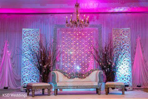 reception photo  maharani weddings