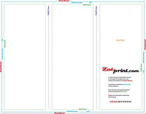 8 5x11 Brochure Template 8 5x11 Brochure Template Templates Csoforum Info