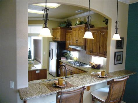 Kitchens Dining Rooms Remodel Idea Bar Kitchen Living Room