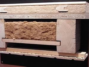 Dämmung Mit Holzfaserplatten : aufbau einer holzbalkendecke mit d mmung ~ Lizthompson.info Haus und Dekorationen