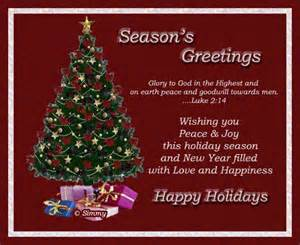 festive season greetings messages