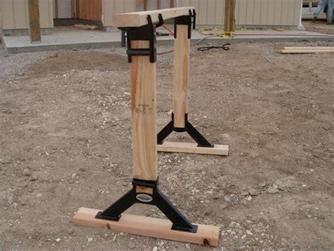 sawhorse ive   woodworking talk