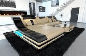 Sofa Dreams : new york l shape led luxury leather sectional sofas ~ A.2002-acura-tl-radio.info Haus und Dekorationen