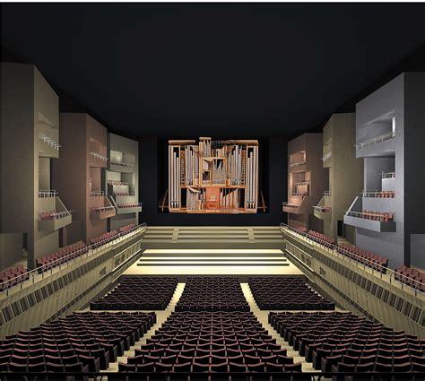 grand theatre luxembourg plan de salle philharmonie salle de concerts