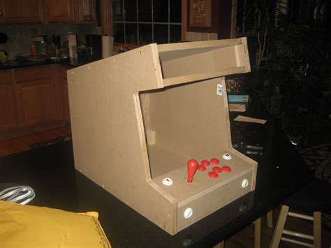bar top mame machine cabinet by olegraymane on deviantart