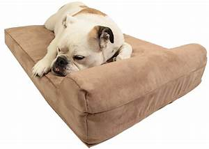 review big barker mini 4quot pillow top orthopedic dog bed With big barker dog bed reviews