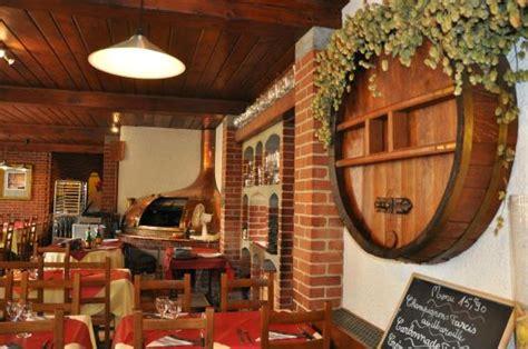 cuisine baron restaurant picture of brasserie du baron gussignies