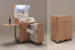mobile kitchen island units space saving furniture kenchikukagu freshome com