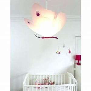 Lampe Chambre Fille : lampe chambre bebe fille ~ Teatrodelosmanantiales.com Idées de Décoration