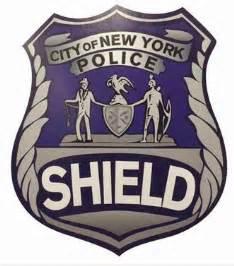 NYPD Detective Shield Logo