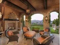 fine italian patio design ideas Luxurious Patio Ideas | outdoortheme.com