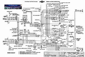1954 Chevy Bel Air Wiring Diagram