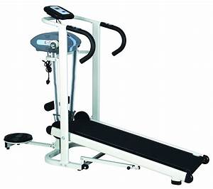 China Mechanical Treadmill  Rm204a
