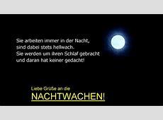 Ein Gedicht für die Nachtwachen! YouTube