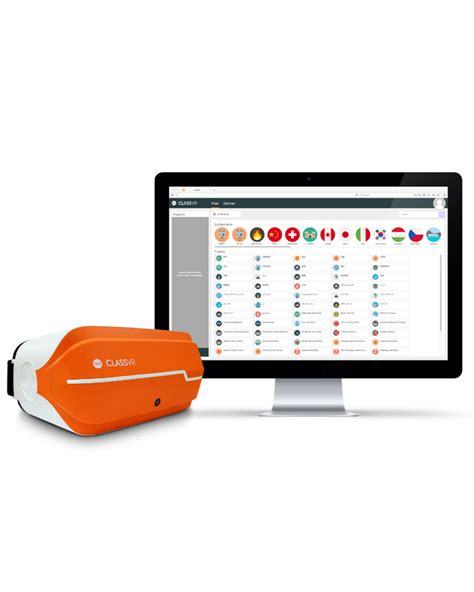 Class VR portāls - skolotāju vadības portāls nodrošina ...
